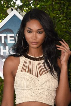 Chanel Iman Photos Photos: Teen Choice Awards 2016 - Arrivals