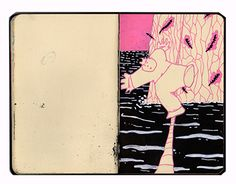 """Check out new work on my @Behance portfolio: """"Sketchbook Feb 2015- May 2015"""" http://on.be.net/1Fwfvba"""