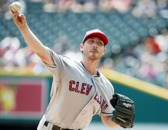 Cleveland Indians starter Josh Tomlin pitches against the Detroit Tigers during the first game of a doubleheader in Detroit, Saturday, July 1, 2017. (AP Photo/Rick Osentoski) Indians and the Tigers split DH with Tigers taking game one and the Tribe taking game two.