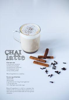 Chailatte | Linda Lomelino | Amelia bloggar