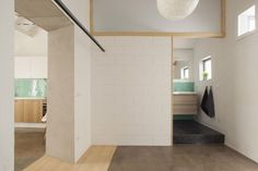 Twin House by Nook Architects | HomeDSGN