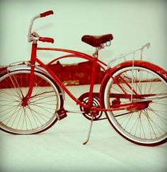 Cute Bike and Photograph.
