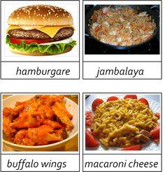 Nordamerikansk mat, 3 del