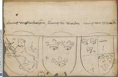 Ortenburger Wappenbuch Bayern, 1466 - 1473 Cod.icon. 308 u  Folio 239r