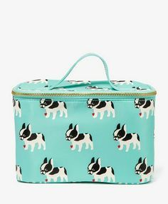 Isn't this adorable? I'd pack it full of treats for my Boston terrier.