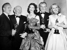 """1947: Darryl Zanuck """"Gentleman's Agreement"""", Edmund Gwenn supporting actor, """"The Miracle on 34th Street"""", Loretta Young actress, """"The Farmer's Daughter"""", Ronald Colman actor,"""" A Double Life"""", and Celeste Holm supporting actress, Gentleman's Agreement)"""