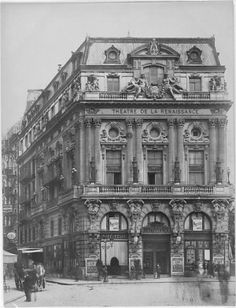 Théâtre de la Renaissance, Paris por Eva0707