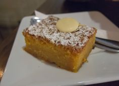 Mango Brownie - Mooberry Dessert & Breakfast Bar, Neutral Bay