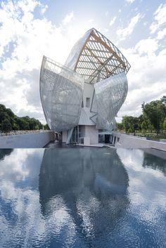 Fondazione Louis Vuitton: un veliero per l'arte - Credit Iwan Baan, 2014