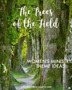 Forest and Praise Women's Ministry Theme Christian Women, Christian Life, Devotional Topics, Womens Ministry Events, Relief Society Activities, Sisters By Heart, Church Events, Sunday School Lessons, Event Themes