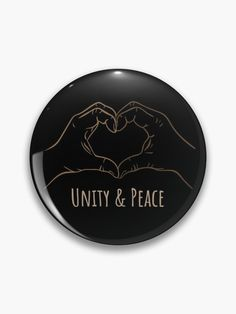 Stand united against racism and violence! • Millions of unique designs by independent artists. Find your thing. Heart Hands, Unity, Stationery, Peace, Artists, Graphic Design, Illustrations, Art Prints, Shopping