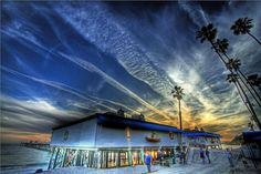 Fisherman's at San Clemente Pier by Elena San Clemente Pier, Friday Nights, Places Ive Been, Eat, World, House, Travel, Viajes, Home