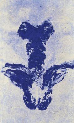 Yves Klein - Body art