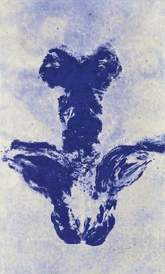 Yves Klein - Body art