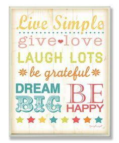 simplicité....