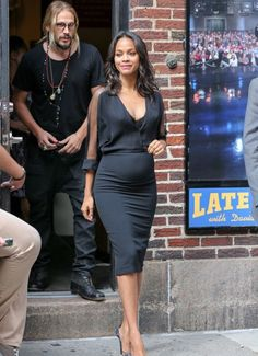 YAAASSSS Zoe!!! Love this maternity look!!!