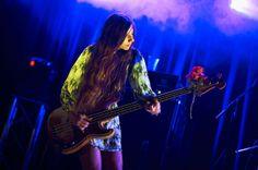 Pixies Hire Touring Bassist Paz Lenchantin | Music News | Rolling Stone