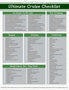 Royal Caribbean International Cruise Lines Cruise Checklist, Packing List For Cruise, Cruise Travel, Packing Tips For Travel, Cruise Vacation, Disney Cruise, Travel Hacks, Packing Lists, Packing Ideas