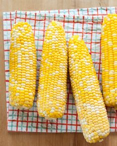 There is something special about corn on the cob, served steaming hot and slathered in butter. Here are three ways to cook corn perfectly every time.