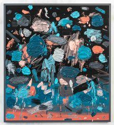 Russell Tyler Brooklyn-based artist SPGA1, 2016 oil on canvas
