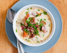 Cafe Johnsonia: Rachel Allen's Ballycotton Fish Chowder