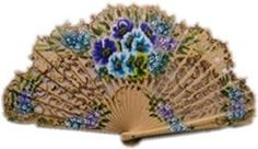 Hand fan with pansies Новости Antique Fans, Vintage Fans, Pretty Hands, Beautiful Hands, Hand Held Fan, Hand Fans, Vive Le Vent, Fan Decoration, Hot Flashes