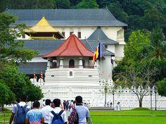 Kandy et la dent de Bouddha!  La poudre d'escampette - Blog de voyage - Tour du monde