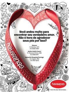 Seleção de anúncios com títulos publicitários muito criativos para servir como fonte de inspiração, incluindo peças de Eugênio Mohallem.