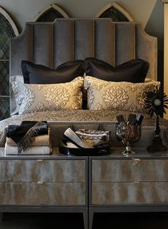 How To Dress A Bed, Bed Styling, Vancouver, Bed Pillows, Pillow Cases, Bedrooms, Couch, Furniture, Home Decor
