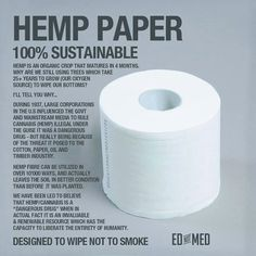 Hemp paper - << There are many, many things which can be made from hemp fibre, including clothing.