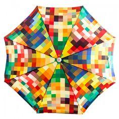 Le Pixel Beach Umbrella