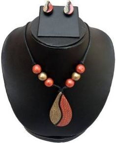 Sudha Creations Terracotta Jewel Set