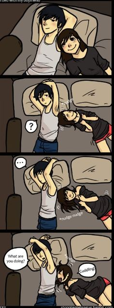 Sums up my relationship ^_^