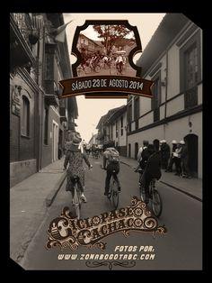 Portada Ciclopaseo Cachaco 2014