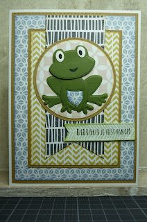 Frog Crafts, Marianne Design, Diy Cards, Birthday Cards, Projects To Try, Paper Crafts, Kids Rugs, Stamp, Handmade
