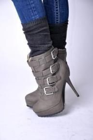 Shoes - love the look