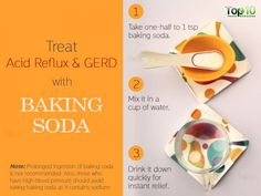 Home Remedies For Acid Reflux Gerd