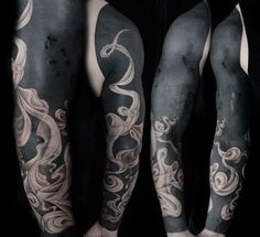 Black Ink In Tattoos May Shield You From Skin Cancer
