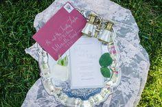 French Countryside wedding, deckled edge paper, pink wedding invitations, summer wedding, spring wedding