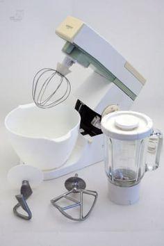 KENWOOD Electronic Chef KM201 Mixer - cyan74.com vintage & pop culture