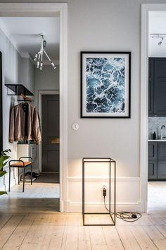 Interior Trim, Interior Design Tips, Interior Styling, Interior Inspiration, Interior Decorating, Green Kitchen Designs, Country Interior, Simple House, Minimalist Home