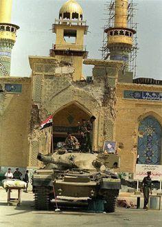Iranian Chieftain MK5, Iran Iraq War