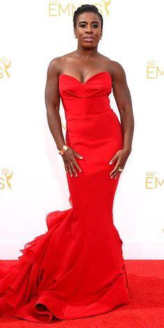 Emmy Awards 2014: Uzo Aduba aka Crazy Eyes from OITNB