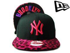【ニューエラ】【NEW ERA】SNAPBACK NEW YORK YANKEES レオパード アンダーバイザー NY BROOKLYN ブラックXピンク【スナップバック】【ニューヨーク・ヤンキース】【NY】【MLB】【PINK】【9fifty】【ブルックリン】【黒】【black】【豹柄】【ヒョウ柄】【あす楽】【楽天市場】