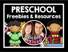 Tons of preschool ideas!