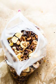 Crock Pot Chunky Monkey Paleo Trail Mix