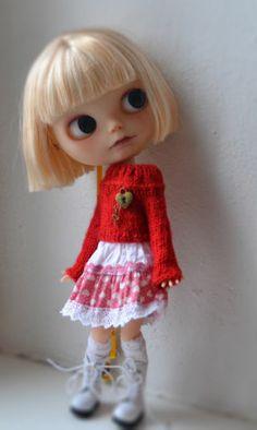 OOAK Custom Blythe Doll Valerie Customized by Nora | eBay