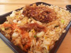 Delicioso Chi Jau Cuy con Choclaufa para disfrutar de Mistura 2012...    https://www.facebook.com/pages/Peru-Gourmand/108532599178464