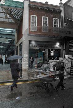 WPMJHD19902013_08BrushfieldStreetOppositeCrispinStreet_crop600 London Now, East End London, Old London, London City, Appian Way, London Street Photography, Brick Lane, Vintage London, Modern History