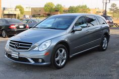 2010 Mercedes-Benz R350  - Click to see full-size photo viewer